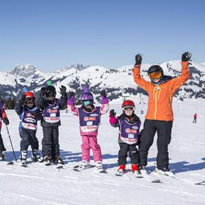 Hotels in Switzerland | Huus Gstaad | Children's Ski