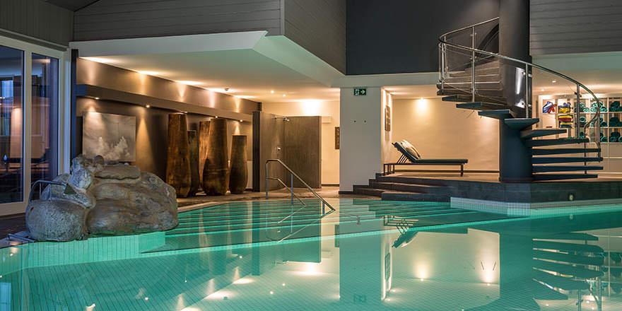 Piscine salle de sport et spa h tels en suisse h tel for Salle de sport avec piscine